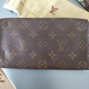 Louis Vuitton  Louis Vuitton Vintage woman's Walle